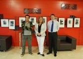 Salvador Gómez expone en Puerto Lumbreras su obra fotográfica 'Mundos'