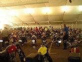 El parque Almansa acoge este fin de semana la II Exposición y mercadillo de motos antiguas
