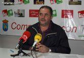 IU achaca la querella del Alcalde a Juan José Cánovas como 'la enésima huida hacia delante de un político acorralado, fracasado y cuestionado por sus propios concejales'