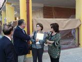 Seis bloques con un total de 94 viviendas de promoción pública son sometidos a obras de reparación en el Barrio de Fátima de Molina de Segura