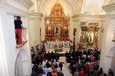 La Iglesia de San Roque en Alcantarilla reabre tras las obras de rehabilitación que se han llevado a cabo con un coste superior a los 700.000 euros