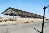 Obras Públicas financiará el proyecto de reconversión de la antigua estación de ferrocarril de Alguazas en un espacio joven