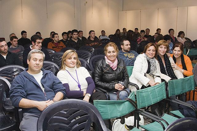 Mazarrón arropa a principios de noviembre las 'Jornadas regionales de educación' - 1, Foto 1