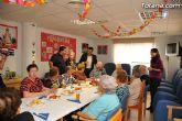 Los usuarios del Servicio de Estancias Diurnas de Alzheimer comienzan las actividades del segundo aniversario del centro
