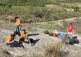 Puerto Lumbreras acoge la II Campaña de Reforestación en el Cabezo la Jara