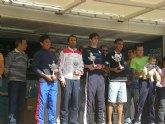 Francisco José Cuesta destacó en las tres últimas carreras de atletismo disputadas