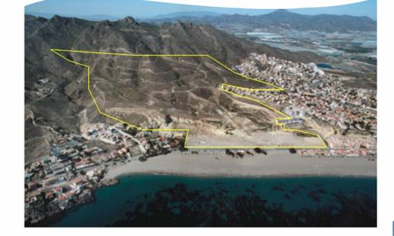 El Plan Parcial Monteverde (Trianamar) cercará de edificios las gredas de Bolnuevo, según advierte ANSE - 2, Foto 2