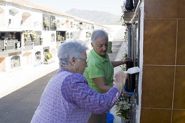Mazarrón última los detalles para el Día de Todos los Santos - 1, Foto 1