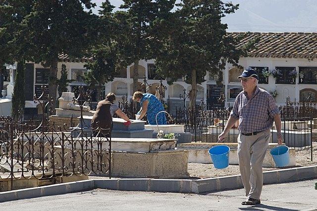 Mazarrón última los detalles para el Día de Todos los Santos - 2, Foto 2