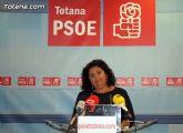 Lola Cano: 'el PP critica la subida de impuestos y los Presupuestos del Estado mientras el alcalde nos sube todas las tasas e impuestos municipales'