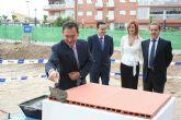 Colocada la primera piedra del futuro Centro de Atención a la Infancia en Alcantarilla