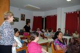 Las mujeres alguaceñas aprenden a 'Envejecer saludablemente'