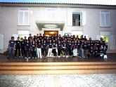 Los Corresponsales Juveniles de Alguazas participan en un encuentro regional para su formación