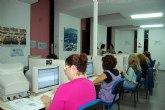 El curso de Nuevas Tecnologías Avanzadas de la Información, que se ha celebrado en Alguazas, llega a su fin
