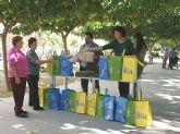 El Ayuntamiento Puerto Lumbreras entrega las primeras Tribolsas para fomentar la separación de residuos y el reciclaje