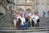 La parroquia de Santiago de la Ribera se hermana con la de la Catedral de Santiago de Compostela