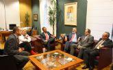 Cámara se entrevista con una delegación de parlamentarios de Lodz