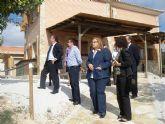 La Comunidad destina 150.000 euros para la ampliación del Albergue Turístico de El Rellano