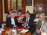 La Fundación de Estudios Médicos de Molina de Segura y la Universidad de Murcia firman un convenio marco de colaboración