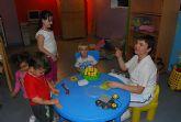 Más de doscientos niños y jóvenes disfrutan diariamente de las edutecas en barrios y en la pedanía de El Paretón