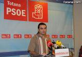 José Gómez : 'Un pleno para que el PP suba los impuestos a los totaneros'