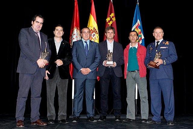 Los galardonados el pasado año, Foto 1