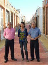 El Ayuntamiento de Molina de Segura invierte 120.000 euros en obras de mejora del Cementerio Municipal