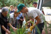 Los Voluntarios Ambientales de Alguazas reciben sus diplomas
