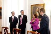 Rajoy impresionado con la magnitud del proyecto de Repsol en Escombreras