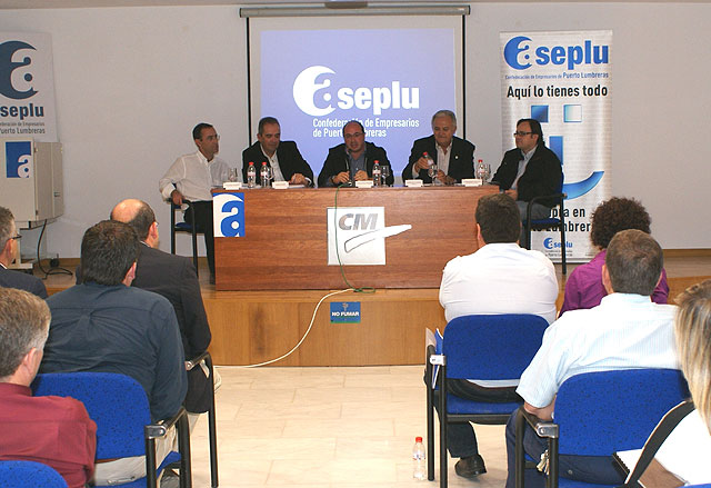La Confederación de Empresarios de Puerto Lumbreras ASEPLU celebra su Asamblea General - 1, Foto 1