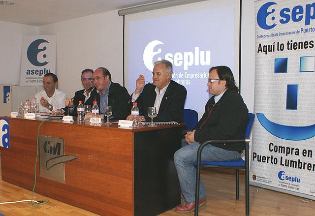La Confederación de Empresarios de Puerto Lumbreras ASEPLU celebra su Asamblea General - 2, Foto 2