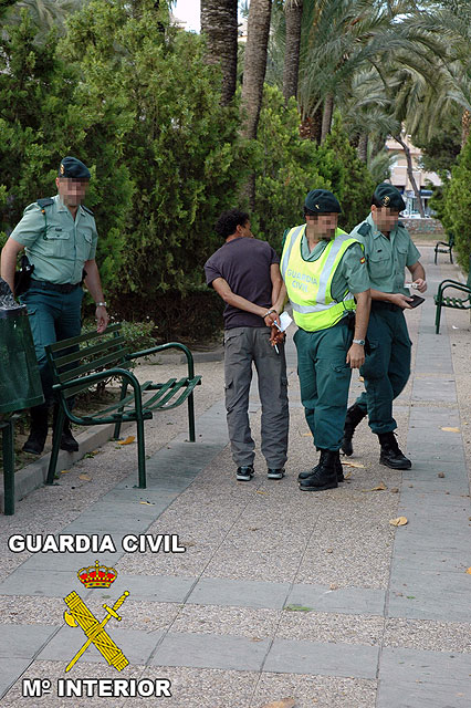 Detenidas doce personas dedicadas a cometer robos en la Comarca de la Vega Media - 1, Foto 1