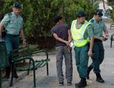 Detenidas doce personas dedicadas a cometer robos en la Comarca de la Vega Media