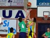 ADM le gana la partida a Santomera (55-48) en uno de los derbys murcianos