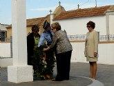 La AGA recuerda a sus fallecidos, en el cementerio de San Javier