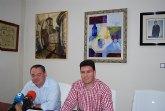El Ayuntamiento proyecta obras y la contrataci�n de 14 personas de Alhama gracias al ahorro econ�mico logrado en el ejercicio 2008