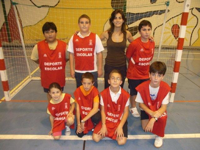 La concejal�a de Deportes organiza una jornada de multideporte benjam�n, enmarcada en los Juegos Escolares del Programa de Deporte Escolar, Foto 2