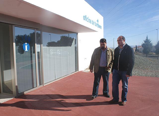 Finalizan las obras de remodelación y mejora de la Oficina de Turismo de Puerto Lumbreras - 2, Foto 2