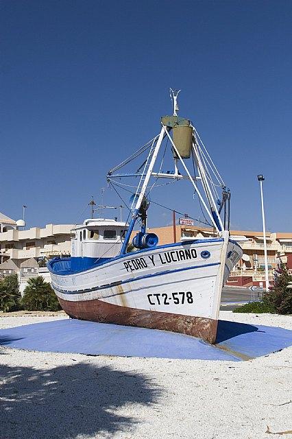 Homenaje a los pescadores de la Bahía de Mazarrón - 1, Foto 1