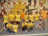 La concejalía de Deportes organiza una jornada de multideporte benjamín, enmarcada en los Juegos Escolares del Programa de Deporte Escolar
