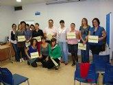 El Aula Ciudadana clausura su primer curso de formación sobre la Elaboración de proyectos sociales