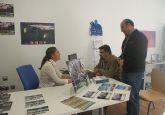 Finalizan las obras de remodelación y mejora de la Oficina de Turismo de Puerto Lumbreras