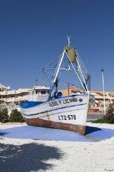 Homenaje a los pescadores de la Bah�a de Mazarr�n