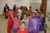 Los niños del barrio del Carmen de Las Torres de Cotillas disfrutaron de Halloween