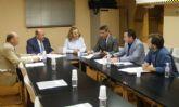 Reuni�n del Consorcio Tur�stico Mancomunidad de Sierra Espuña