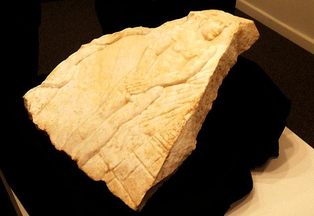 Una pieza hallada en el yacimiento ceheginero de Begastri confirma el poder de la población cristiana local del siglo IV - 1, Foto 1
