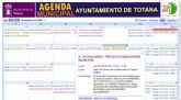 """La Concejalía de Nuevas Tecnologías pone en marcha la """"Agenda Municipal"""""""
