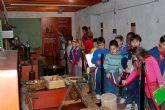 Más de 100 alumnos del colegio Monte Anaor de Alguazas visitan la Torre Vieja de El Paraje