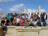 Los jóvenes de Villard Bonnot dejan huella en Mazarrón