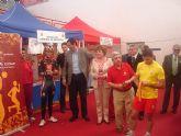 San Javier ofrece este fin de semana una cita con el deporte regional  en la I Feria del Deporte Murciano